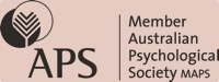 Mamber Australian Psychological Society MAPS